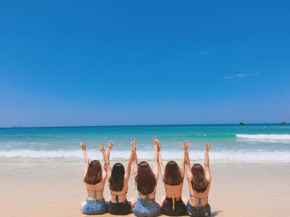 Du hành biển đảo Quy Nhơn, bội thu ảnh đẹp đăng dần cả năm - Ảnh 9.